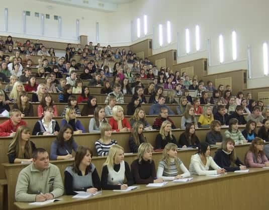 Orel Medical College Students