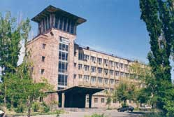 Haybusak University Armenia Yerevan
