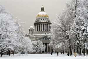 St.petersburg-winter-russia
