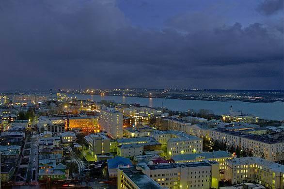Arkhangelsk city