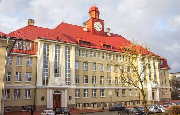 Baltic Federal University Immanuel Kant, Kaliningrad