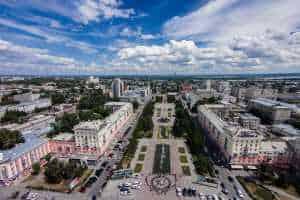 barnaul city altai region russia