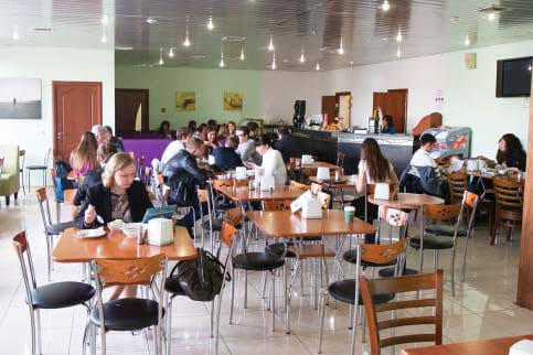 Peoples' Friendship University Canteen
