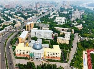 mari state medical university campus