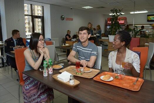 KFU-Kazan federal University Students